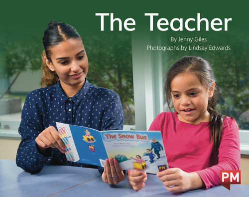 PM Library Blue Level 11-12 The Teacher 6-pack