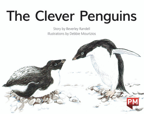 PM Library Green Level 12 The Clever Penguins 6-pack