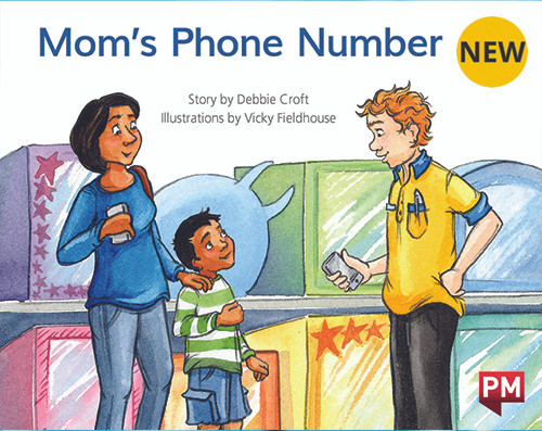 PM Library Green Level 12 Mom's Phone Number 6-pack
