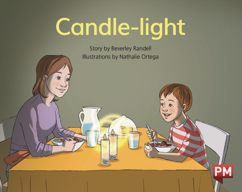 PM Library Green Level 12 Candlelight 6-pack