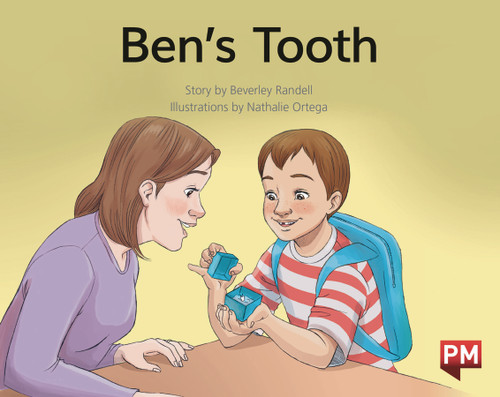 PM Library Green Level 13 Ben's Tooth 6-pack