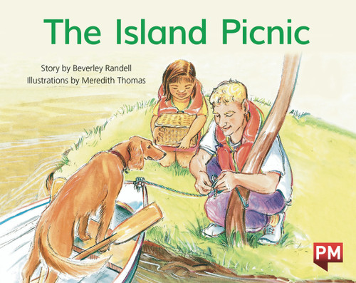 PM Library Green Level 14 The Island Picnic 6-pack