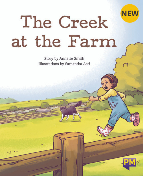 PM Library Orange Level 15 The Creek at the Farm 6-pack