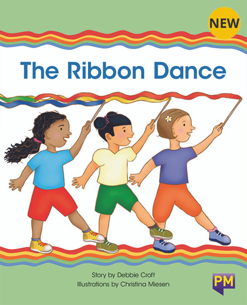 PM Library Orange Level 16 The Ribbon Dance 6-pack