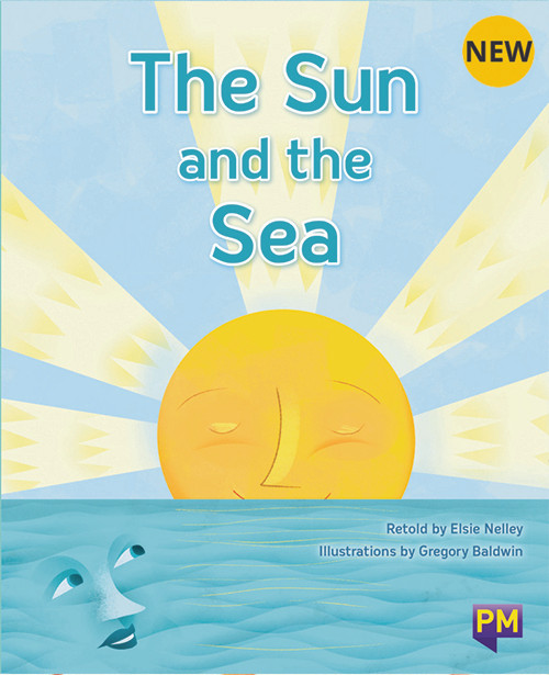 PM Library Turquoise Level 17 The Sun and the Sea 6-pack