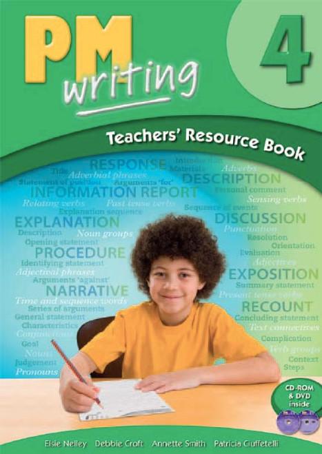 PM Writing Grade 4 Teacher's Resource