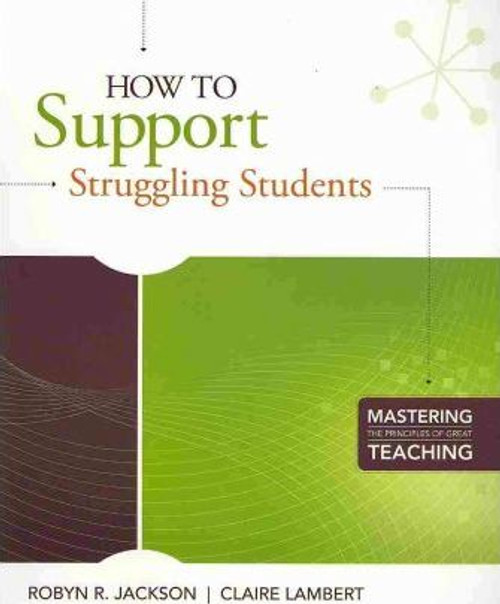 How to Support Struggling Students