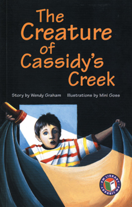 PM Library Emerald The Creature of Cassidy's Creek Lvl 25