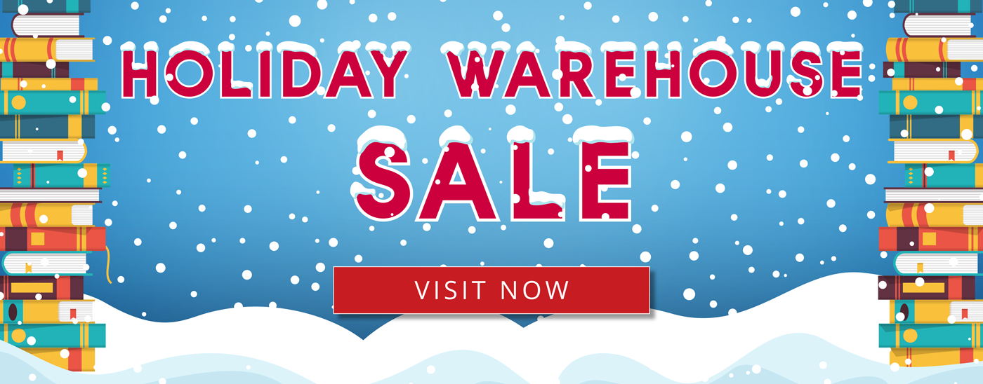 Holiday Warehouse Sale: Print Books