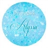 Frozen Party Personalised Party Labels & Stickers & Stickers.