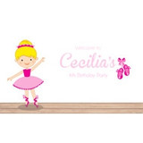 Personalised Kids Birthday Party Banners