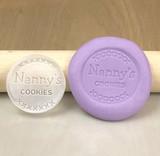 Personalised Cookie Stamps