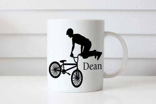BMX Bandit Personalised Mug