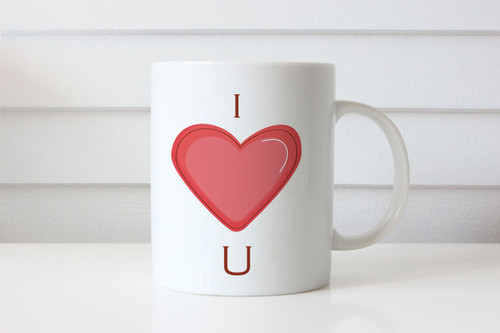 Valentines Day Personalised Mug