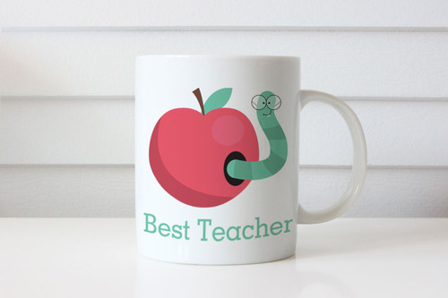 Best Eva Teachers Gift coffee mug  - Coffee Cup Present for Teacher