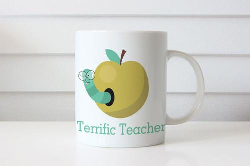 Terrific Teachers Gift mug