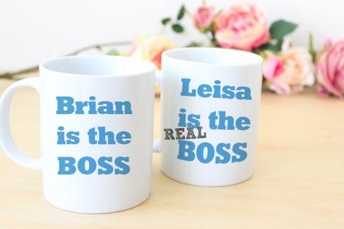 Couples Personalised Mugs