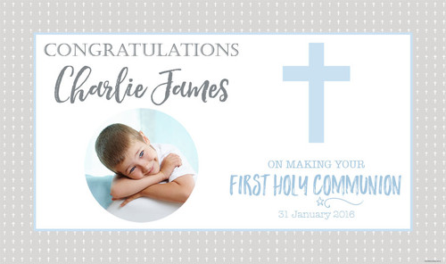 First Holy Communion Banner