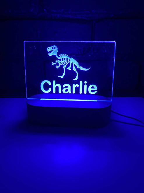 Dinosaur kids themed night lights