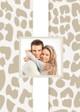 Leopard Print Wedding Invitations