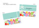 Tiffany Blue Designed Personalised Party Favour Lolly Bags.