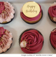 Happy Birthday Cake Charms - Cake Decoration.