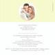 Frangipani Wedding Invitations