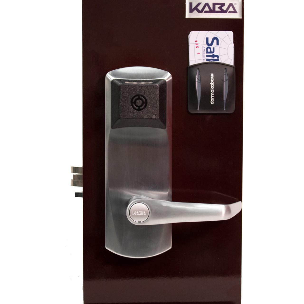 SAFLOK ILCO 79/RT CONTACTLESS DOOR LOCK