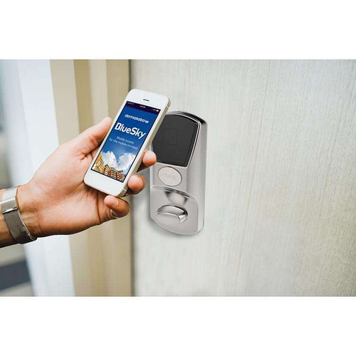 NOVA-D SMART RFID DEADBOLT LOCK - BLUETOOTH MOBILE ACCESS