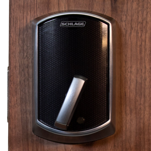 SCHLAGE - ALLEGION SMART DEADBOLT – GREENWICH TRIM