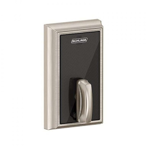 SCHLAGE ALLEGION  SMART DEADBOLT – ADDISON TRIM