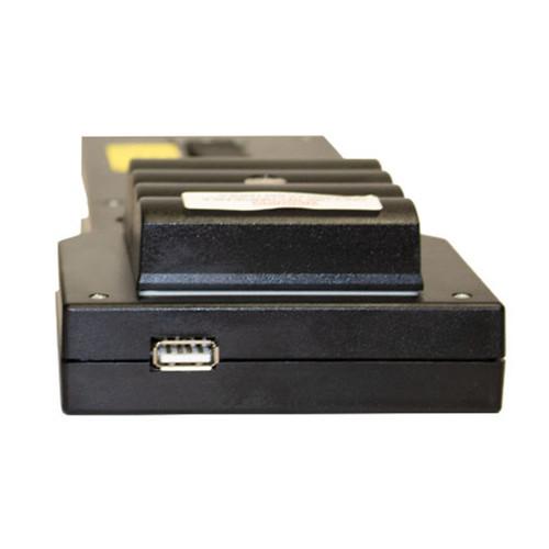 SAFLOK ELECTRONIC KEY ENCODER / HANDHELD UTILITY PROGRAMMER - Back View