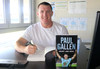 Paul Gallen Heart And Soul Book (Signed)