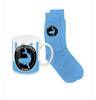 Sharks Heritage Mug & Sock Pk