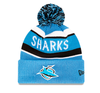 New Era Sharks Beanie
