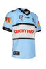 2021 Sharks Mens Home Jersey (New Sponsors)