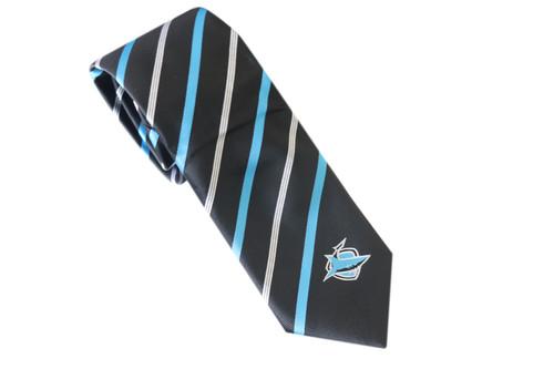Sharks Tie (Black)
