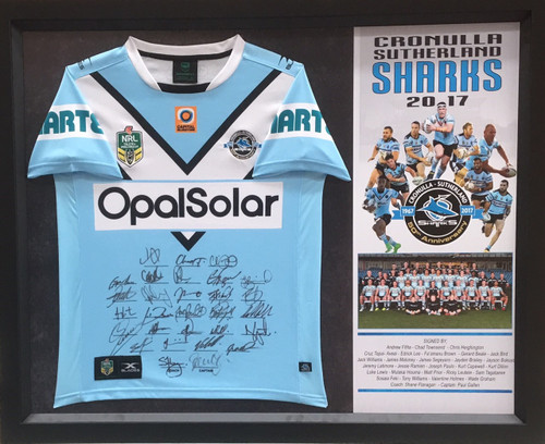 2017 Heritage Signed Jersey