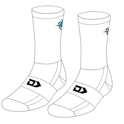 Crew Socks - White