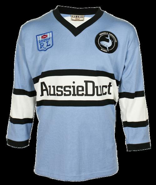 Retro Jersey 1988 Aussie Duct