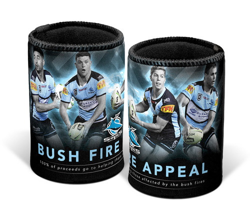 Bush Fire Appeal Can Cooler