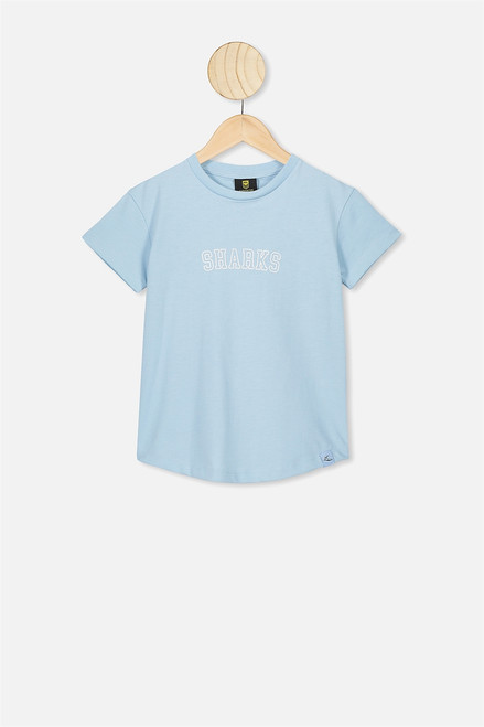 Youth Graphic T-Shirt - Blue