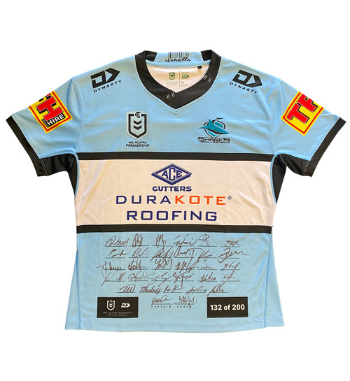 2020 Signed Jersey