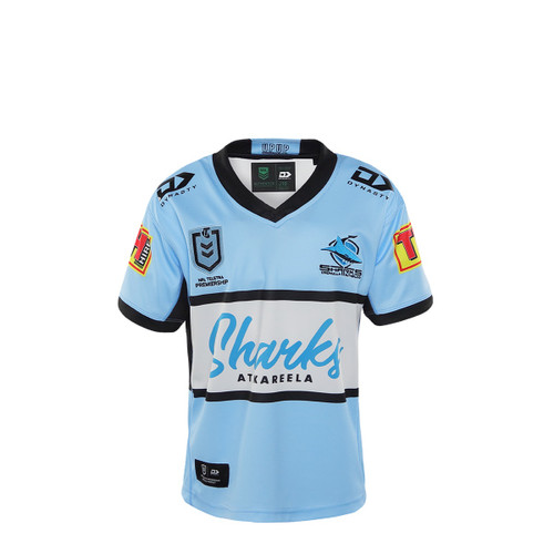 2021 Sharks Junior Home Jersey