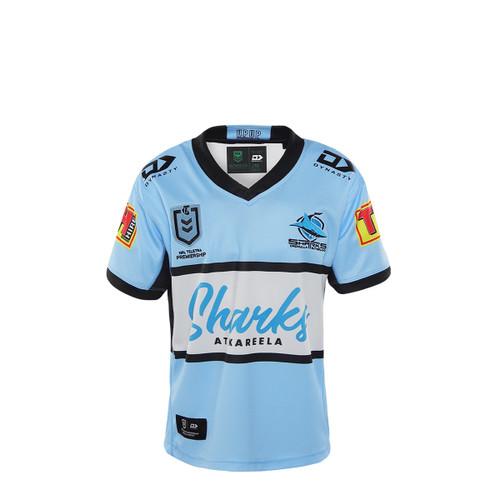 2021 Sharks Junior Home Jersey