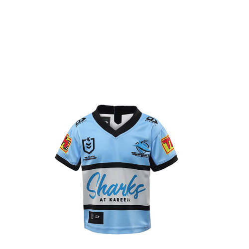 2021 Sharks Toddler Home Jersey