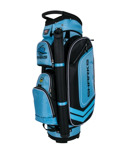 Sharks Deluxe Cart Bag