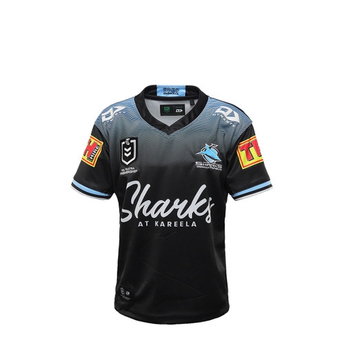 2021 Sharks Junior Alternate Jersey