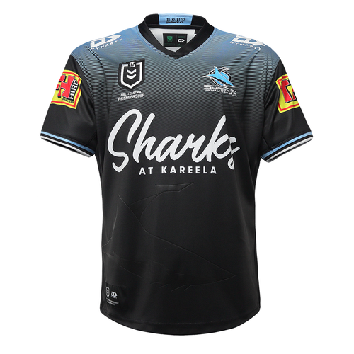 2021 Sharks Mens Alternate Jersey