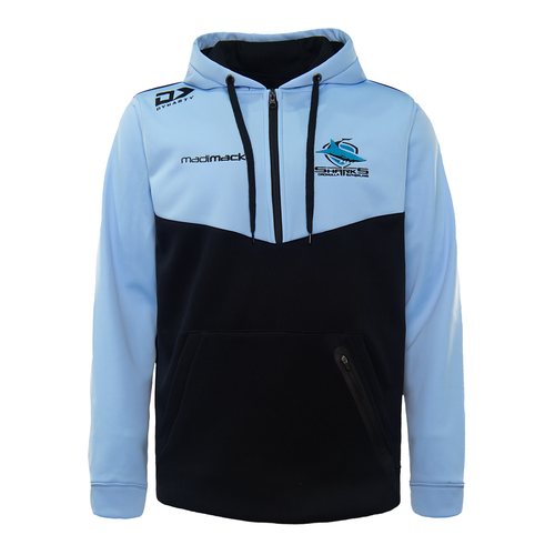 2021 Sharks Men Training Hoodie